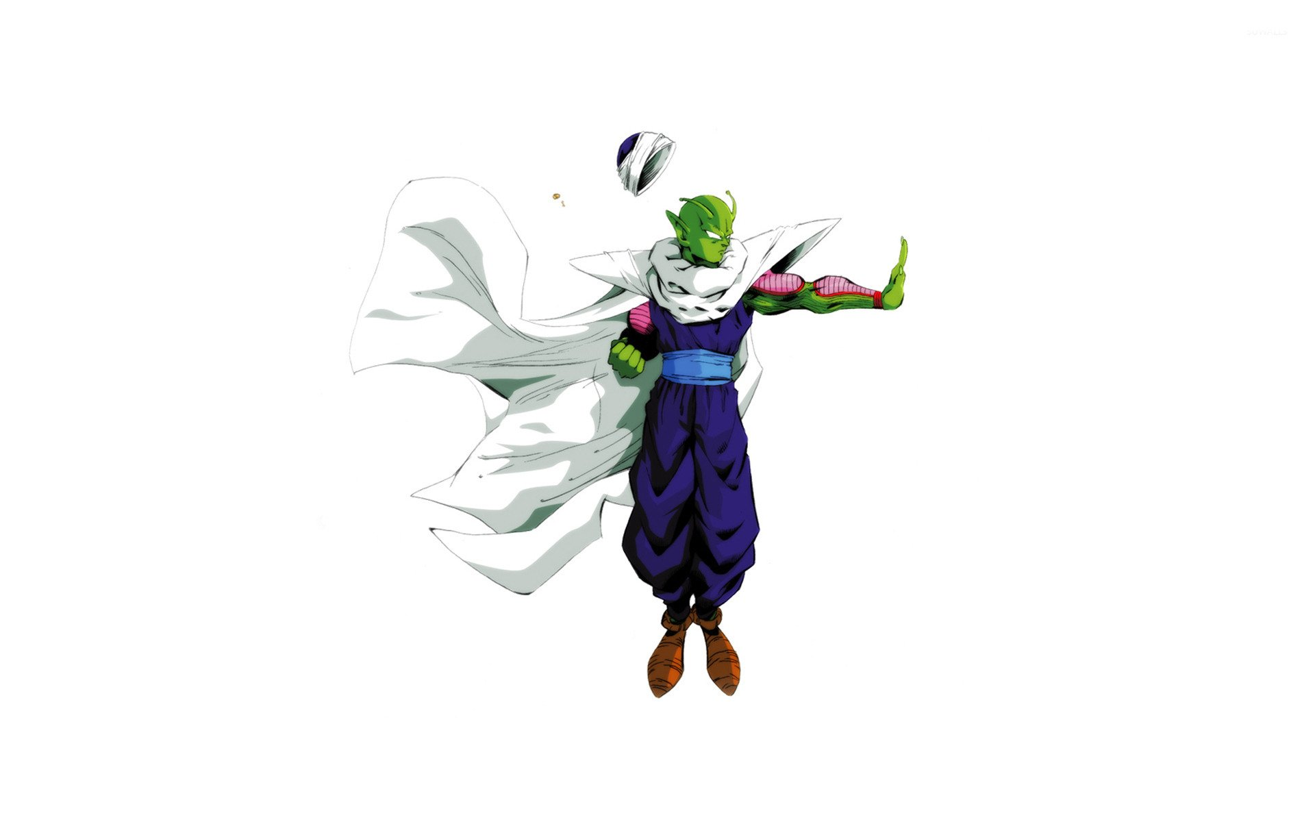 Dragon Ball Z Piccolo Wallpaper Wallpapersafari