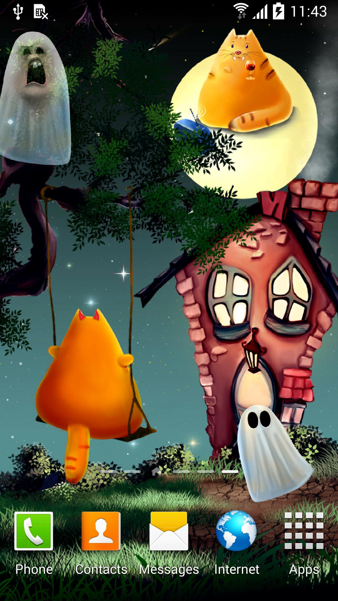 Cute Halloween Wallpaper for Android   APK Download 1080x1920