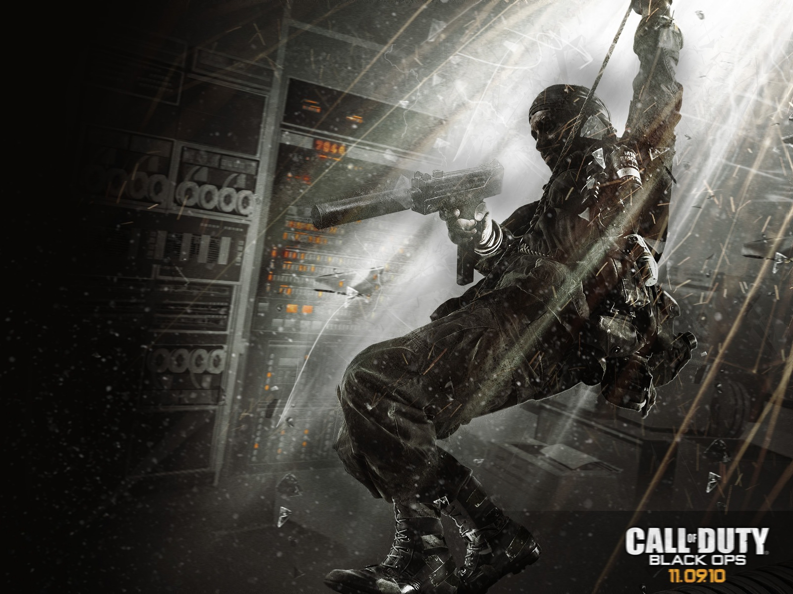 Call Of Duty Black Ops 2 HD Wallpaper 1080p PiCsHoliC 1600x1200