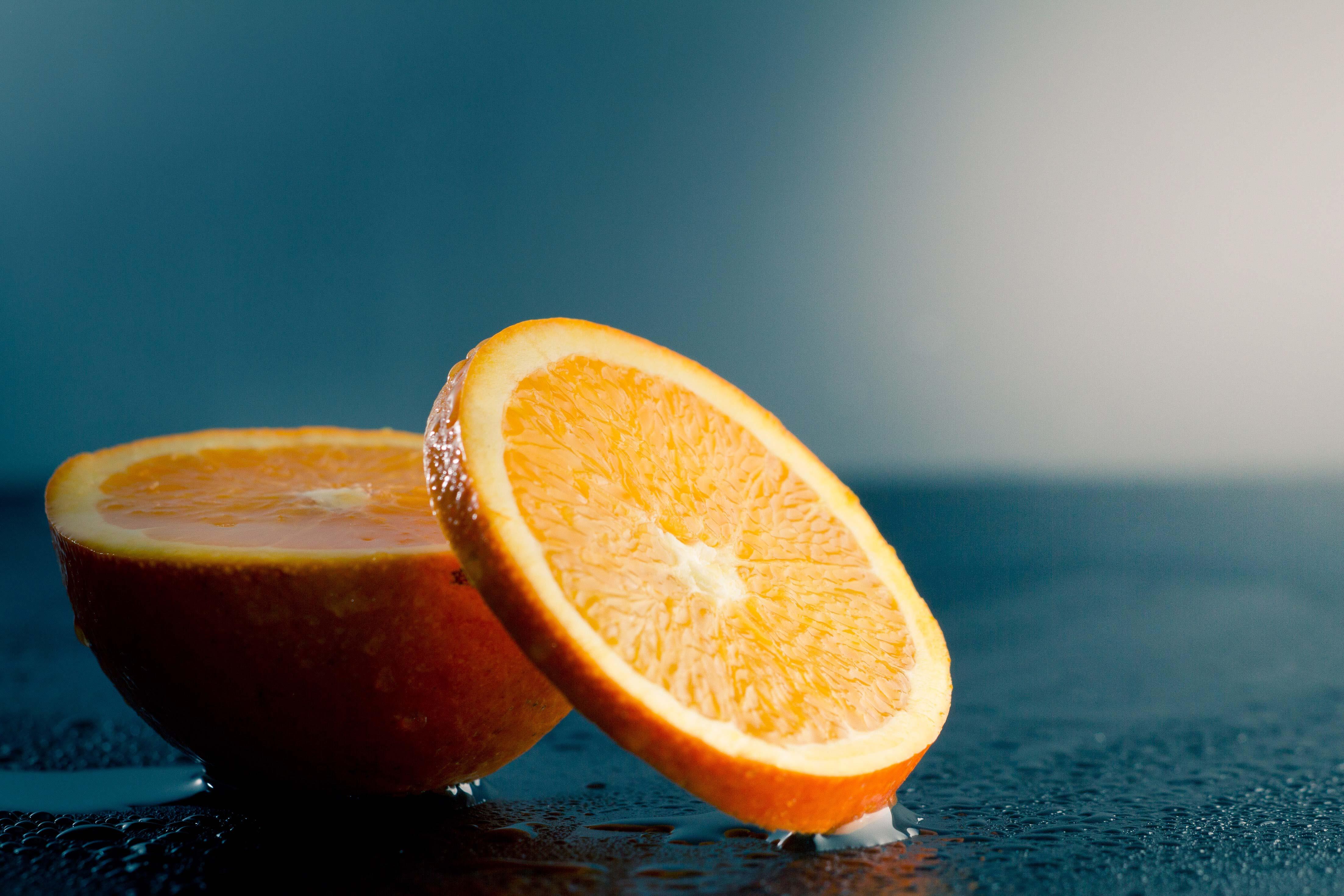 Orange Wallpaper 4410x2940