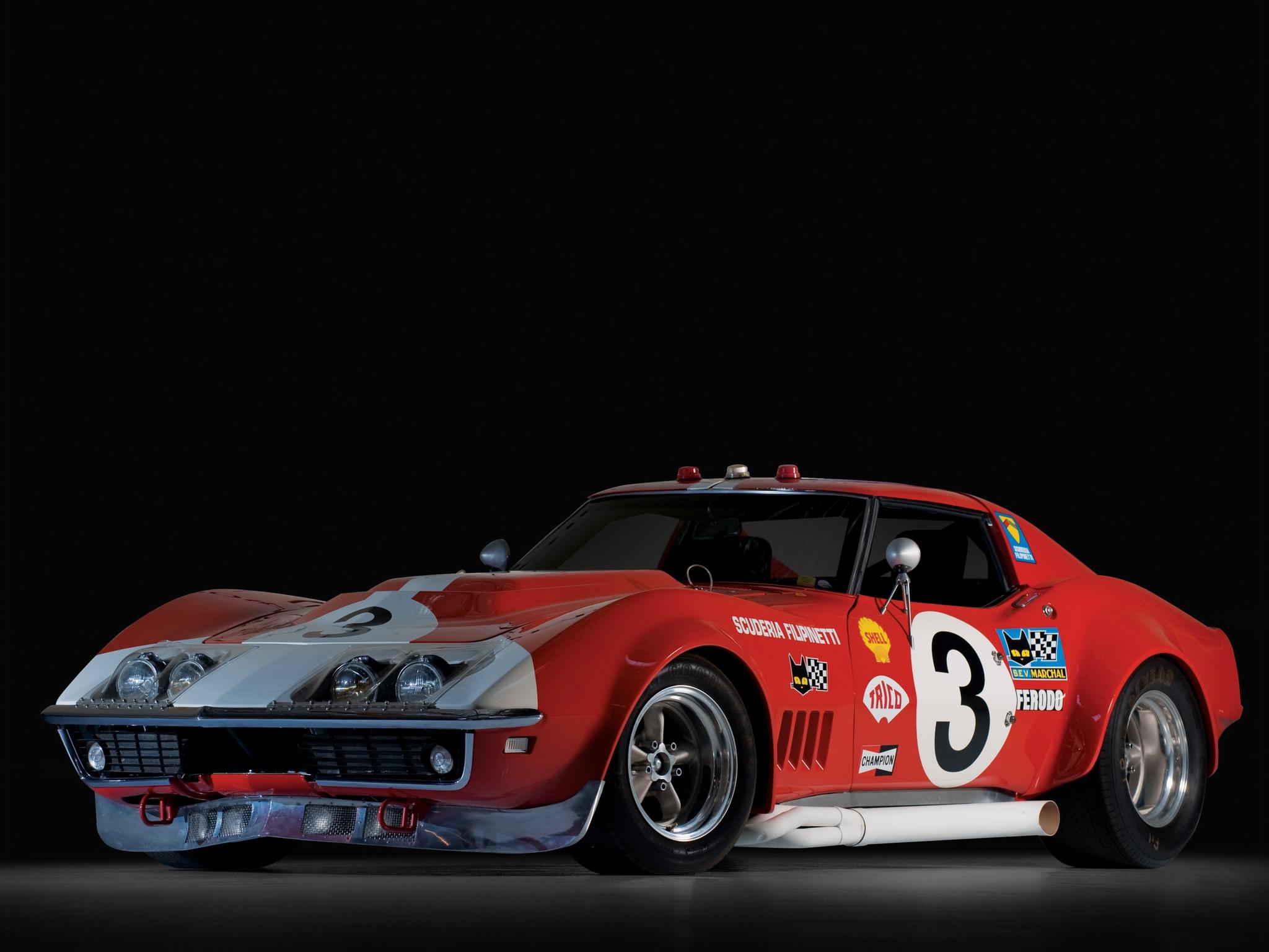 Corvette L88 Race Car C 3 racing supercar muscle classic f wallpaper 2048x1536