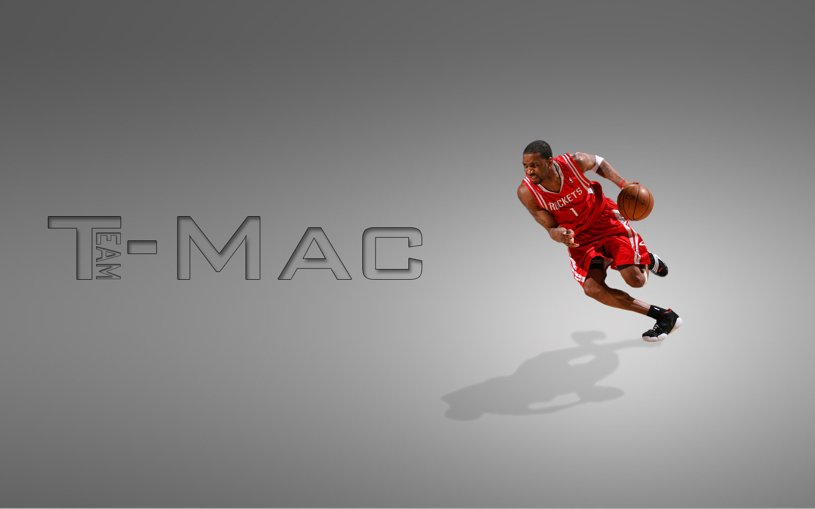 T Mac Widescreen Wallpaper Basketball Wallpapers at 1680x1050