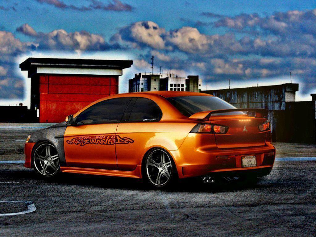 Custom Car Wallpapers 1024x768