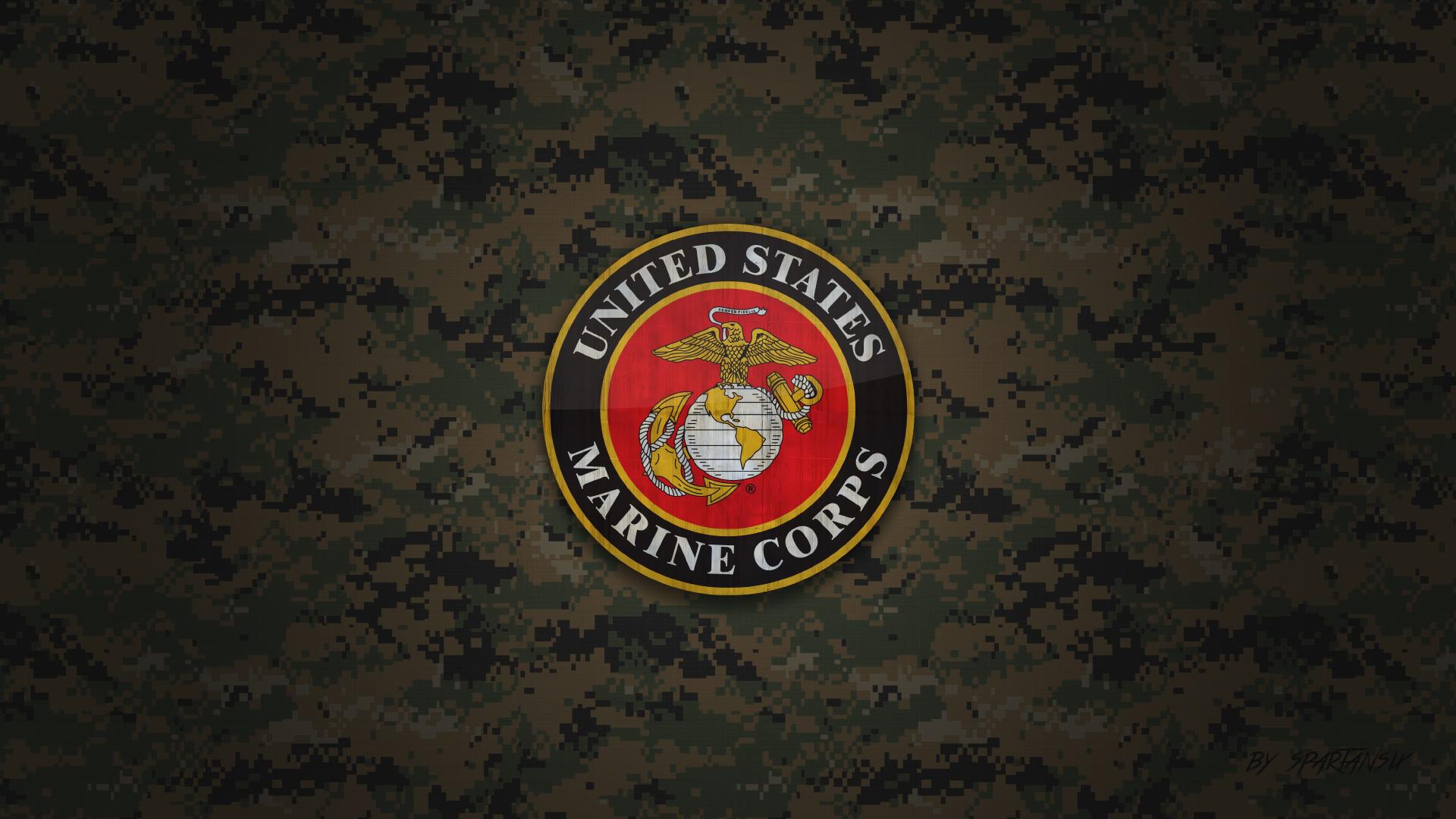 USMC Wallpaper Marine Corps 1920x1080