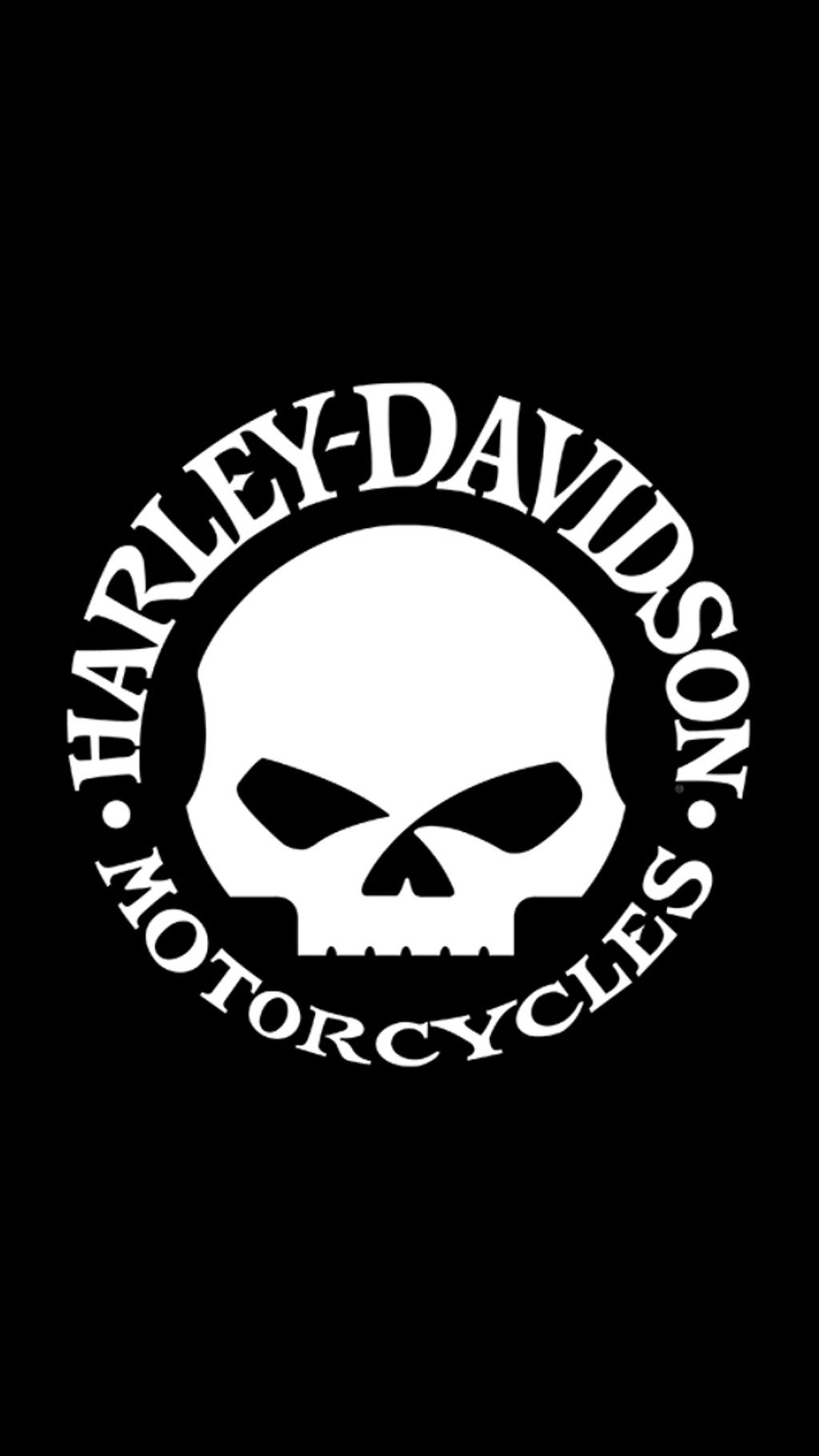 Harley davidson willie g wallpaper wallpapersafari willie g skull black phone wallpaper by lauraspiteri on deviantart voltagebd Choice Image