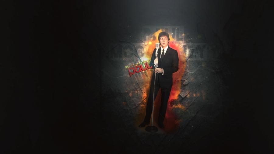 Paul McCartney Wallpaper by JandoDC 900x506