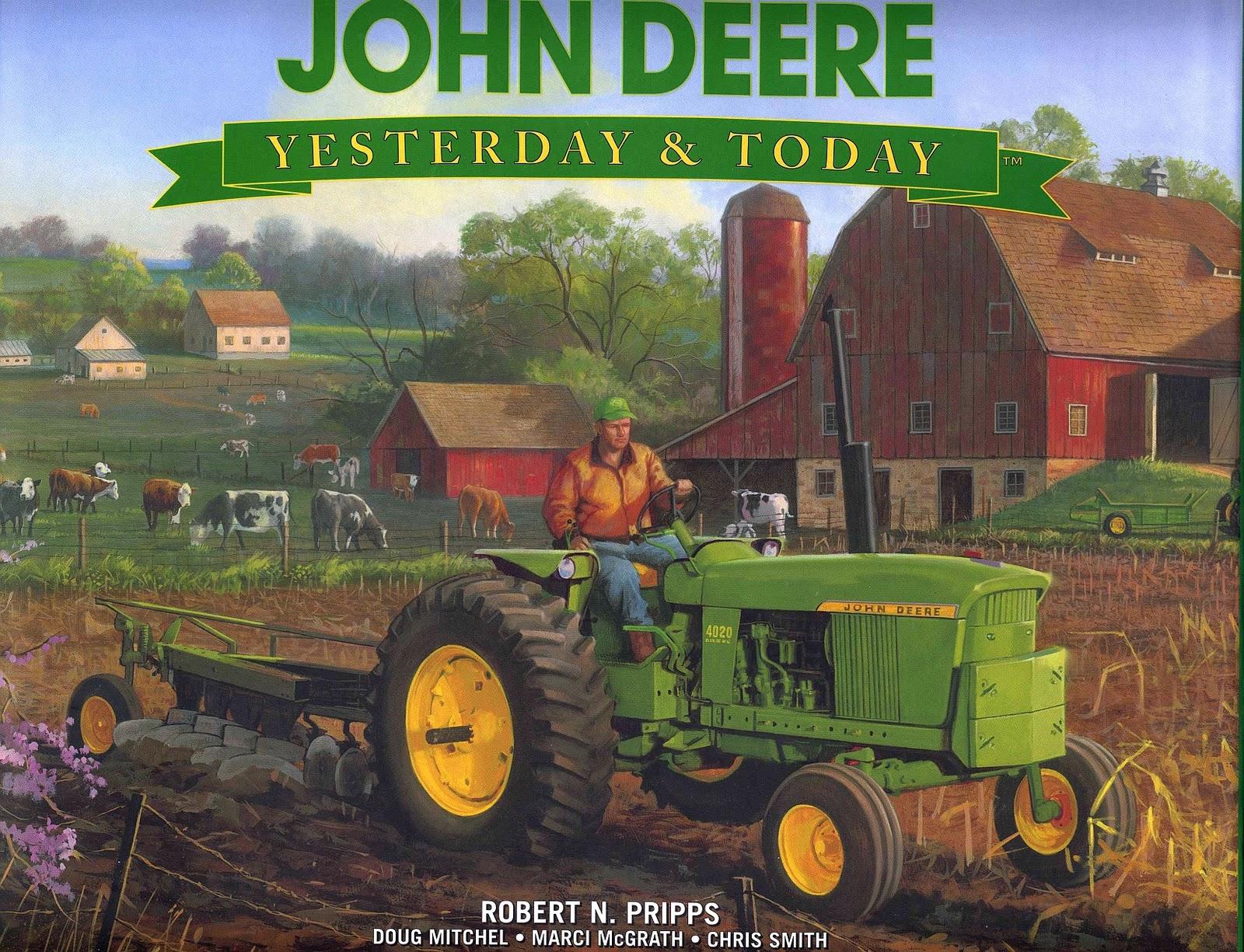 Pin John Deere History Wallpaper 1600x1225