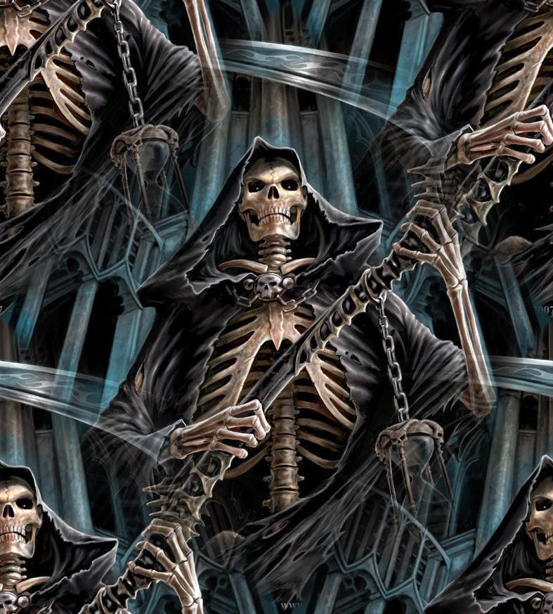 Evil Wallpapers: Evil Grim Reaper Wallpaper
