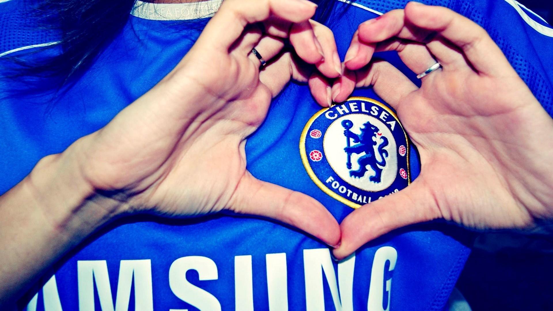Chelsea Football Logo Wallpaper Photo 1920x1080