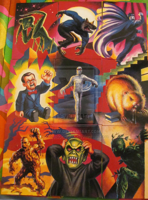 600x809px Goosebumps Wallpaper