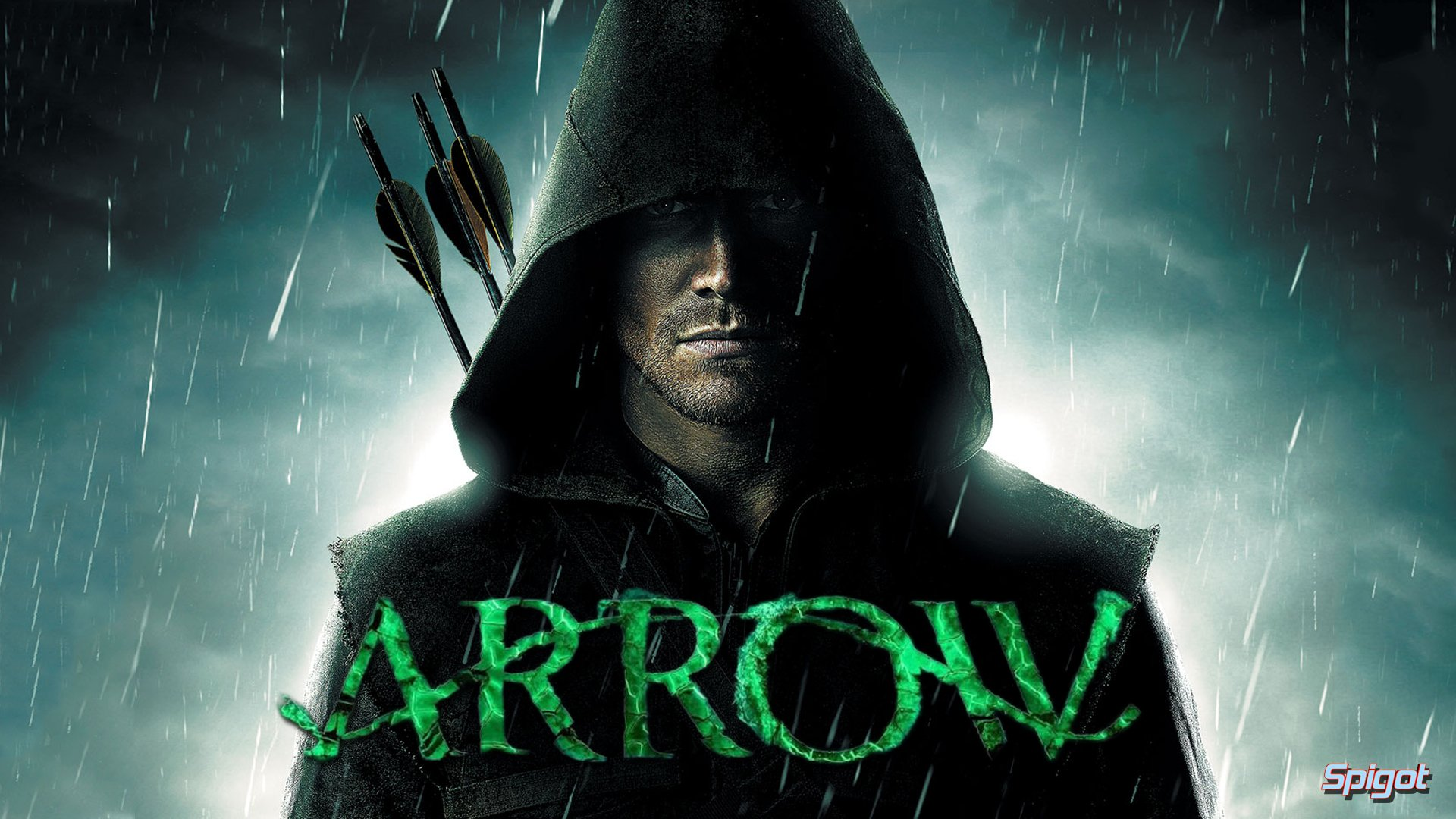 ARROW green action adventure crime television series poster warrior 1920x1080