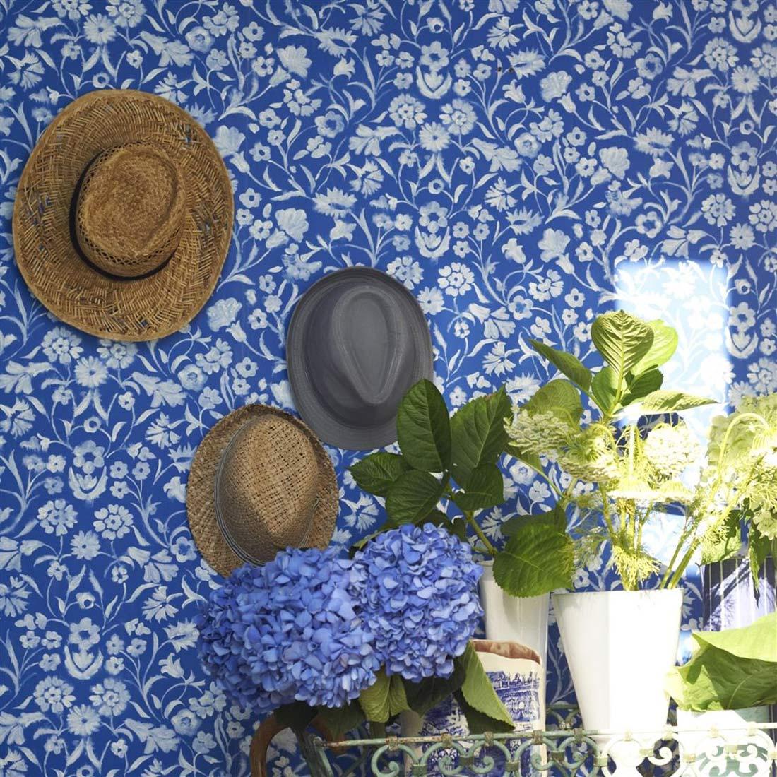 Designers Guild   Yukata Wallpaper 1100x1100