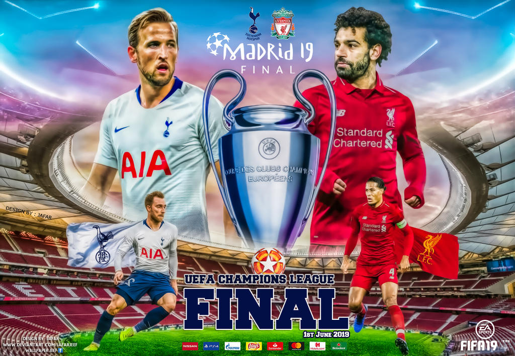 CHAMPIONS LEAGUE FINAL WALLPAPER by jafarjeef 1024x709