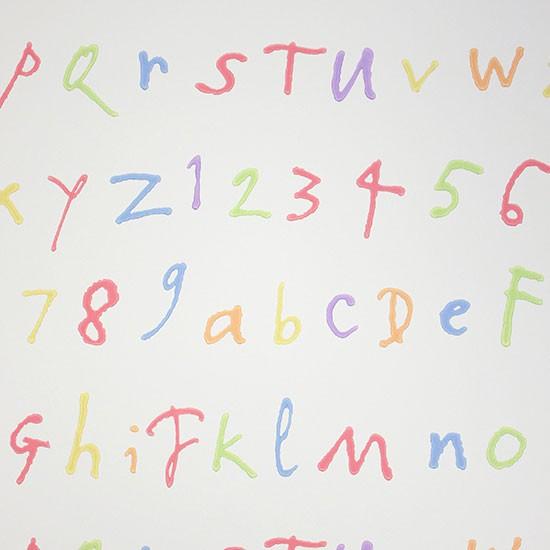 ABC wallpaper from Osborne Little Childrens wallpaper Children 550x550
