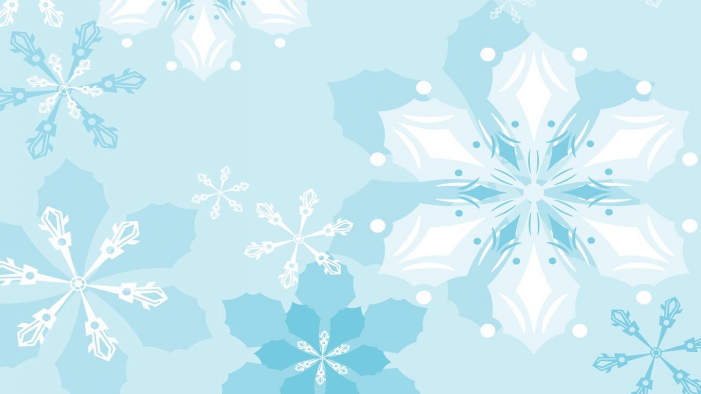 snowflake wallpaper free