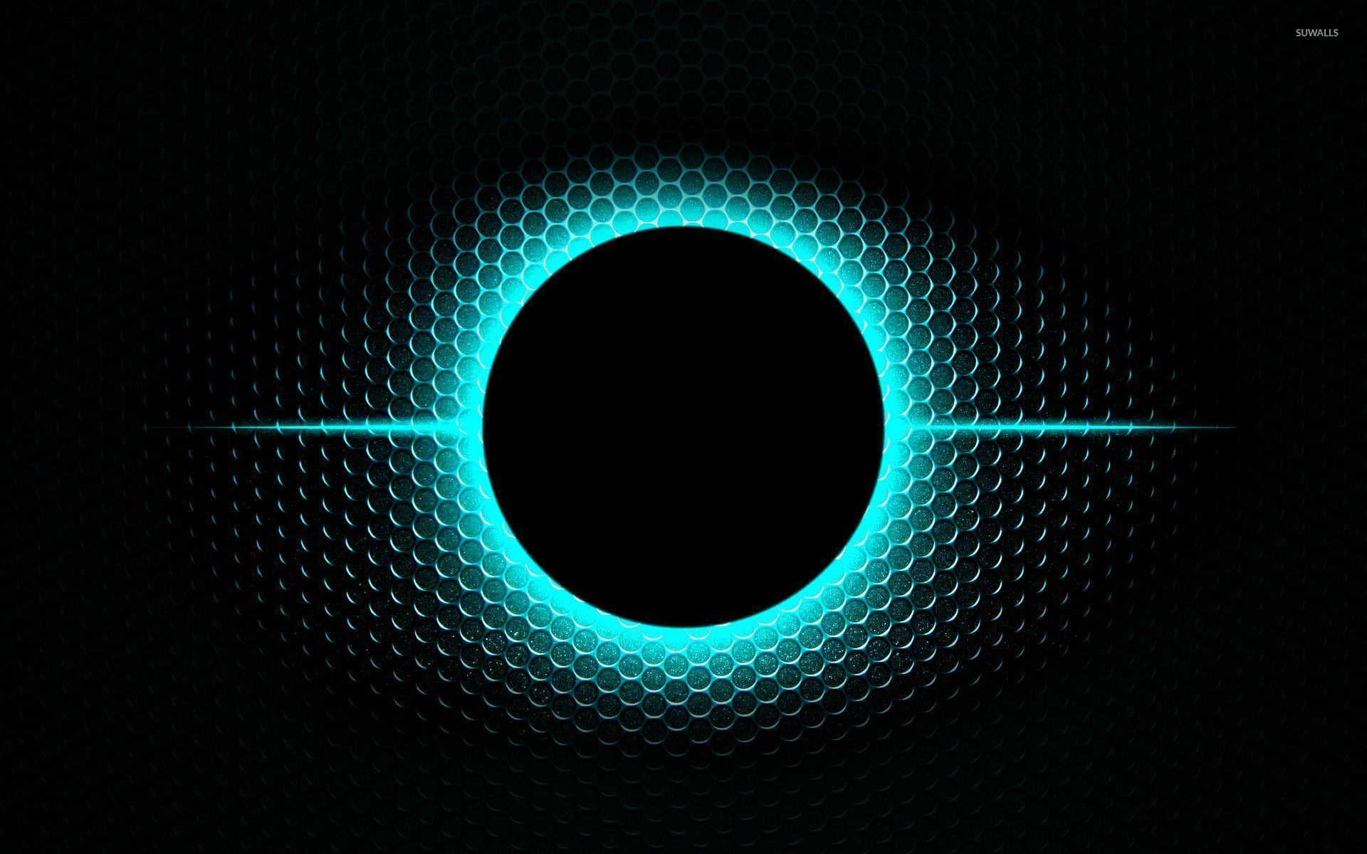 Glowing orb wallpaper   Abstract wallpapers   29769 1366x768