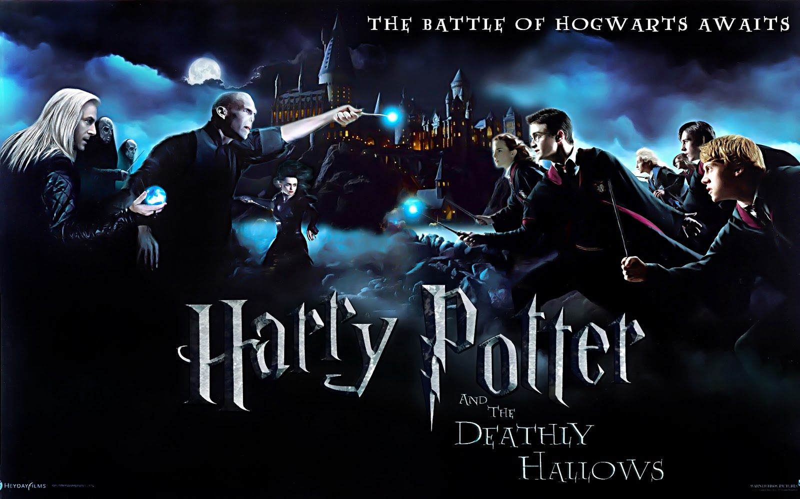 Wallpapers Harry Potter and the Deathly Hallows wallpapers 1600x998