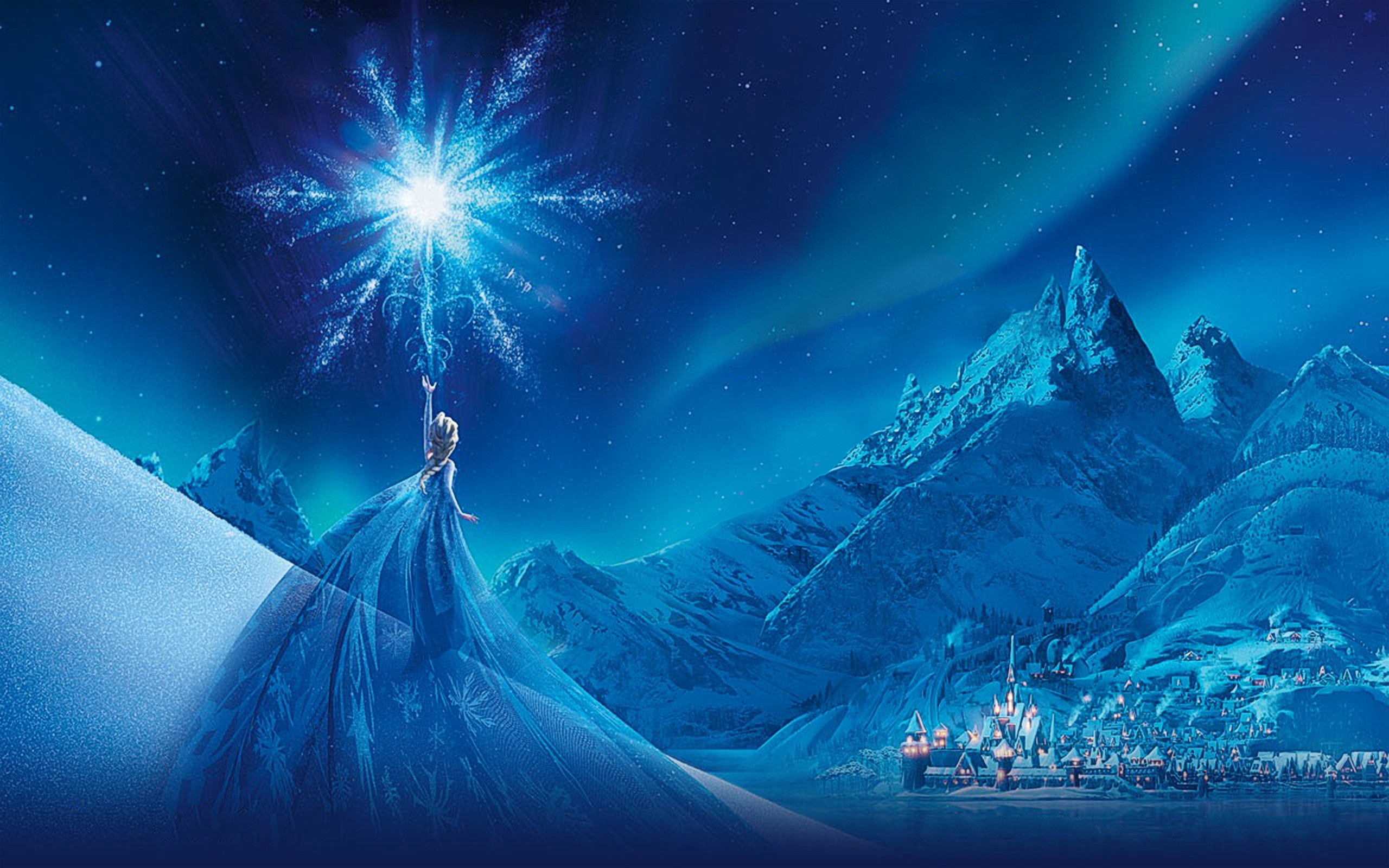 Frozen wallpapers 2560x1600