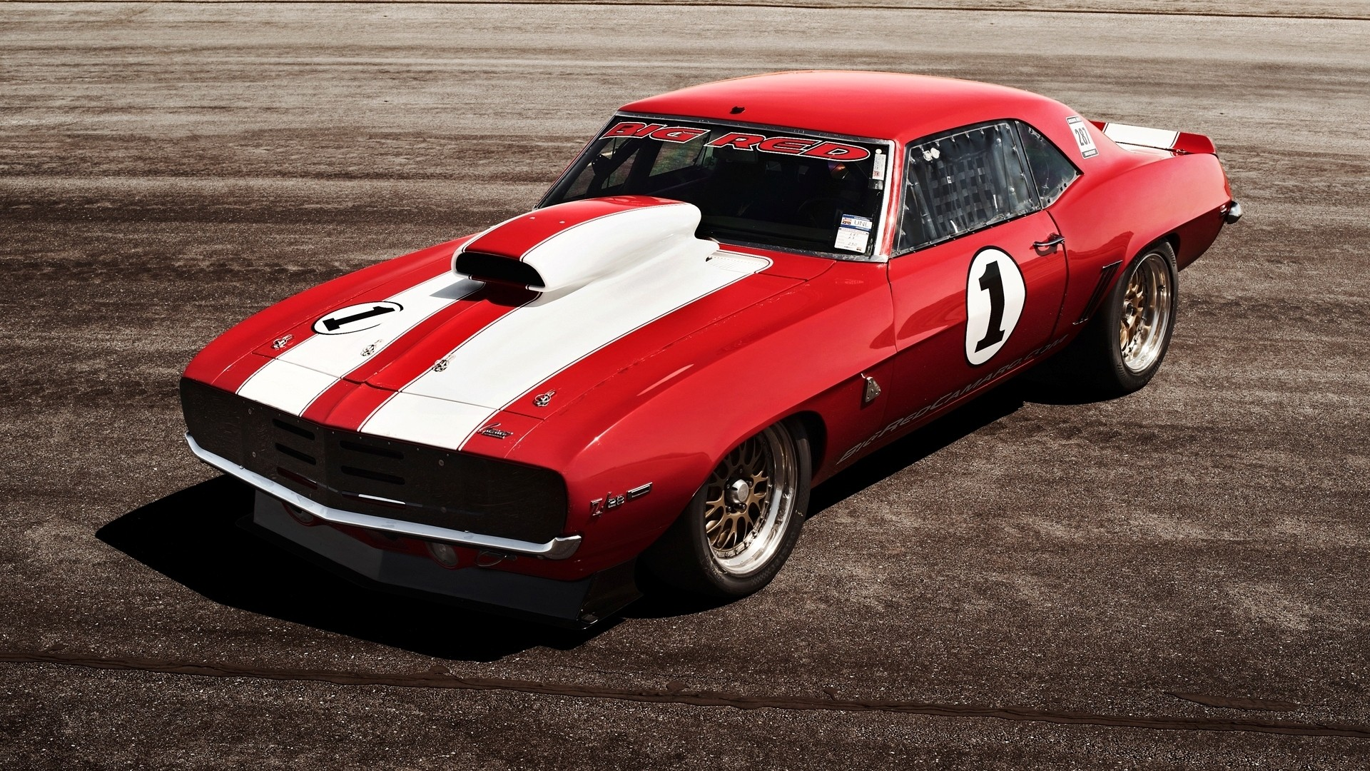 Muscle Cars Wallpaper 1920x1080 Muscle Cars Camaro Z 28 1920x1080