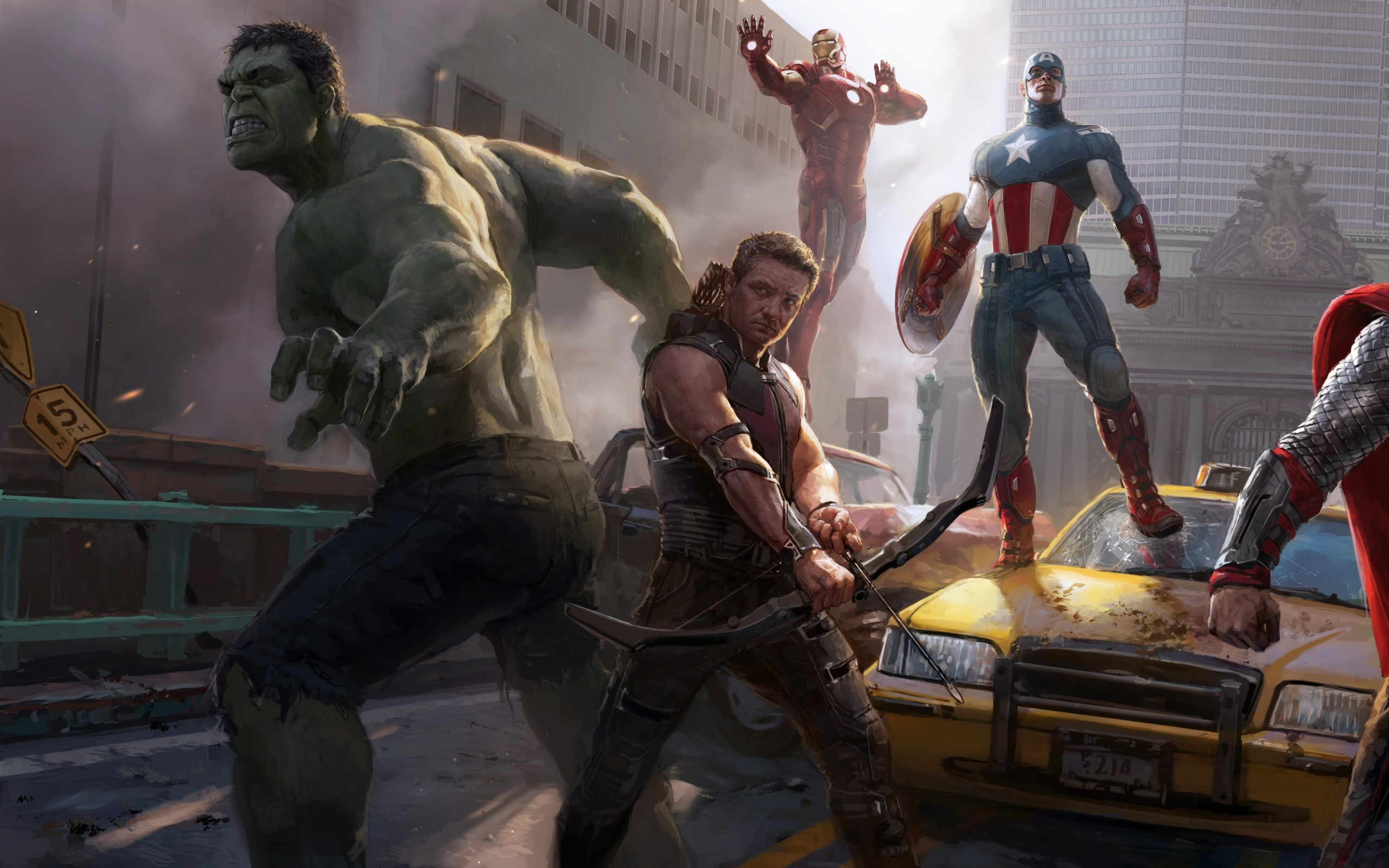 Free Download Avengers Age Of Ultron Wallpapers Hd Wallpapers