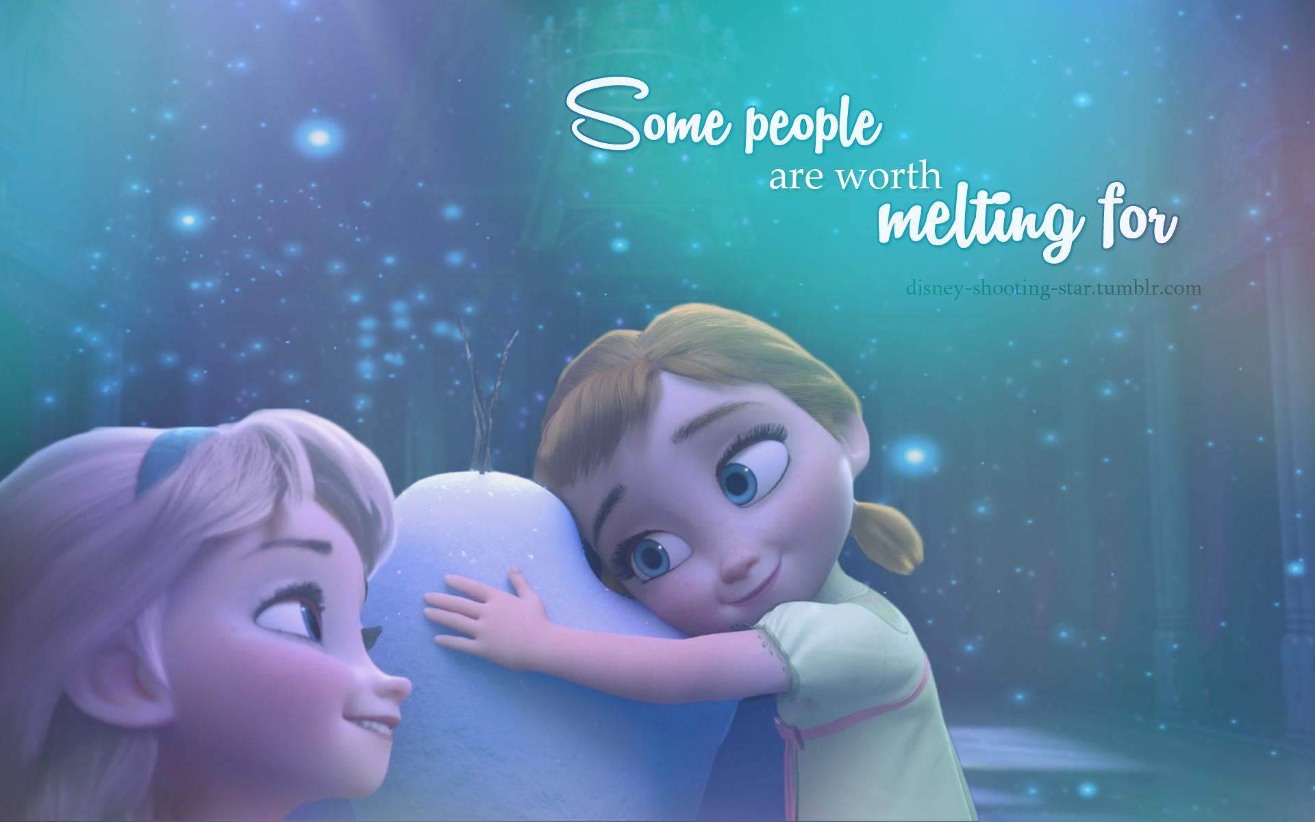 Elsa and Anna Wallpaper   Elsa the Snow Queen Wallpaper 38495966 1920x1200