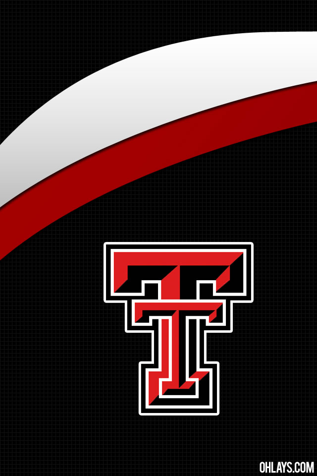 Texas Tech Red Raiders iPhone Wallpaper 5434 ohLays 640x960
