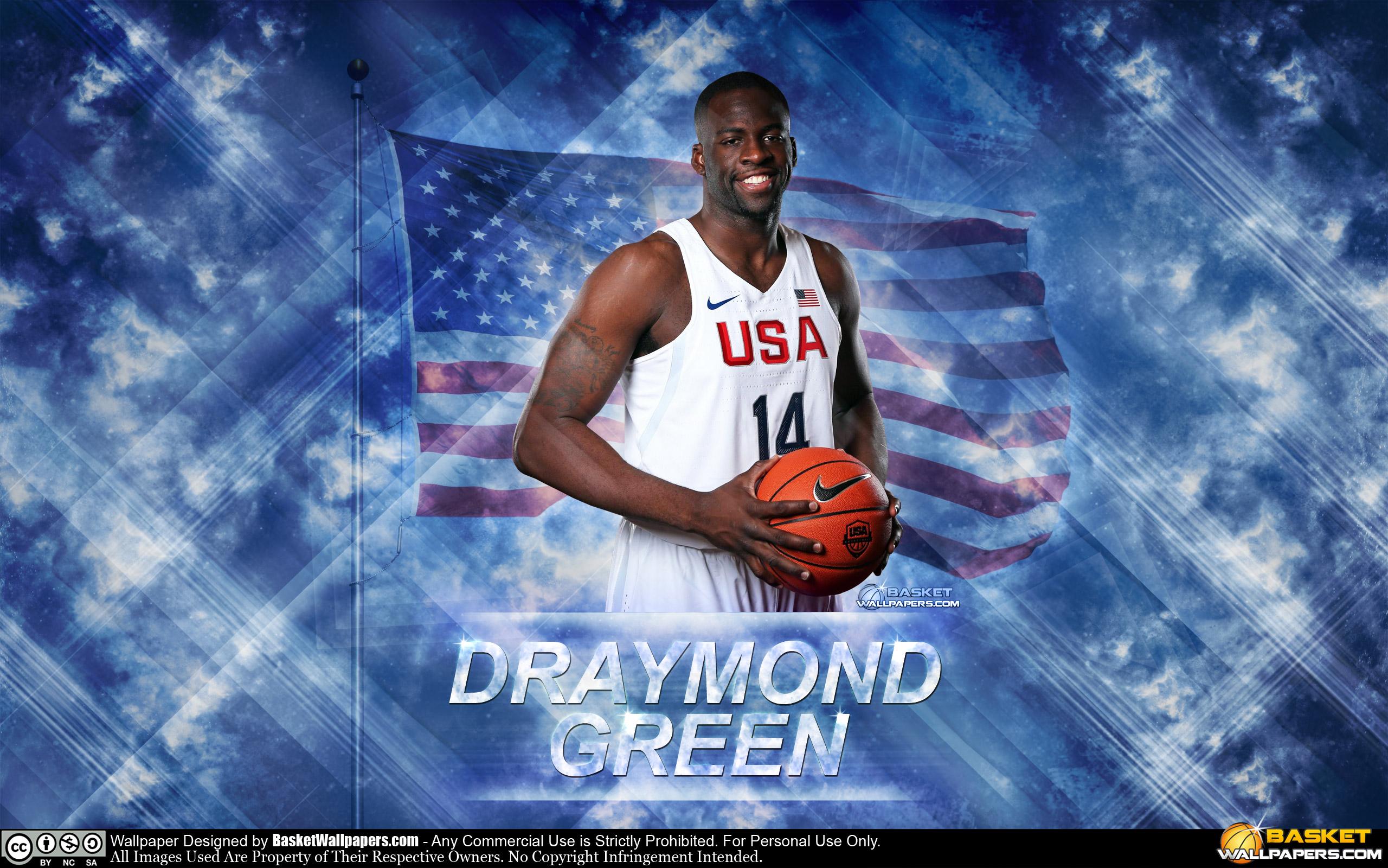 Draymond Green USA 2016 Olympics Wallpaper Basketball Wallpapers 2560x1600