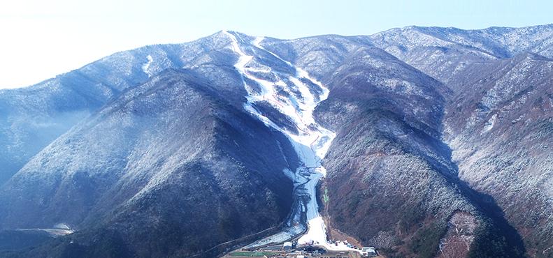 Jeongseon Alpine Centre Venues PyeongChang 2018 The 791x370