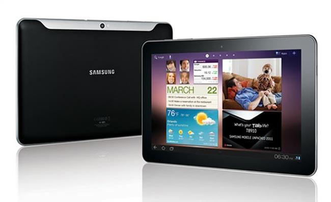 Tab Samsung Galaxy Tab 101 Samsung Galaxy Tab 101 Wallpaper 650x396