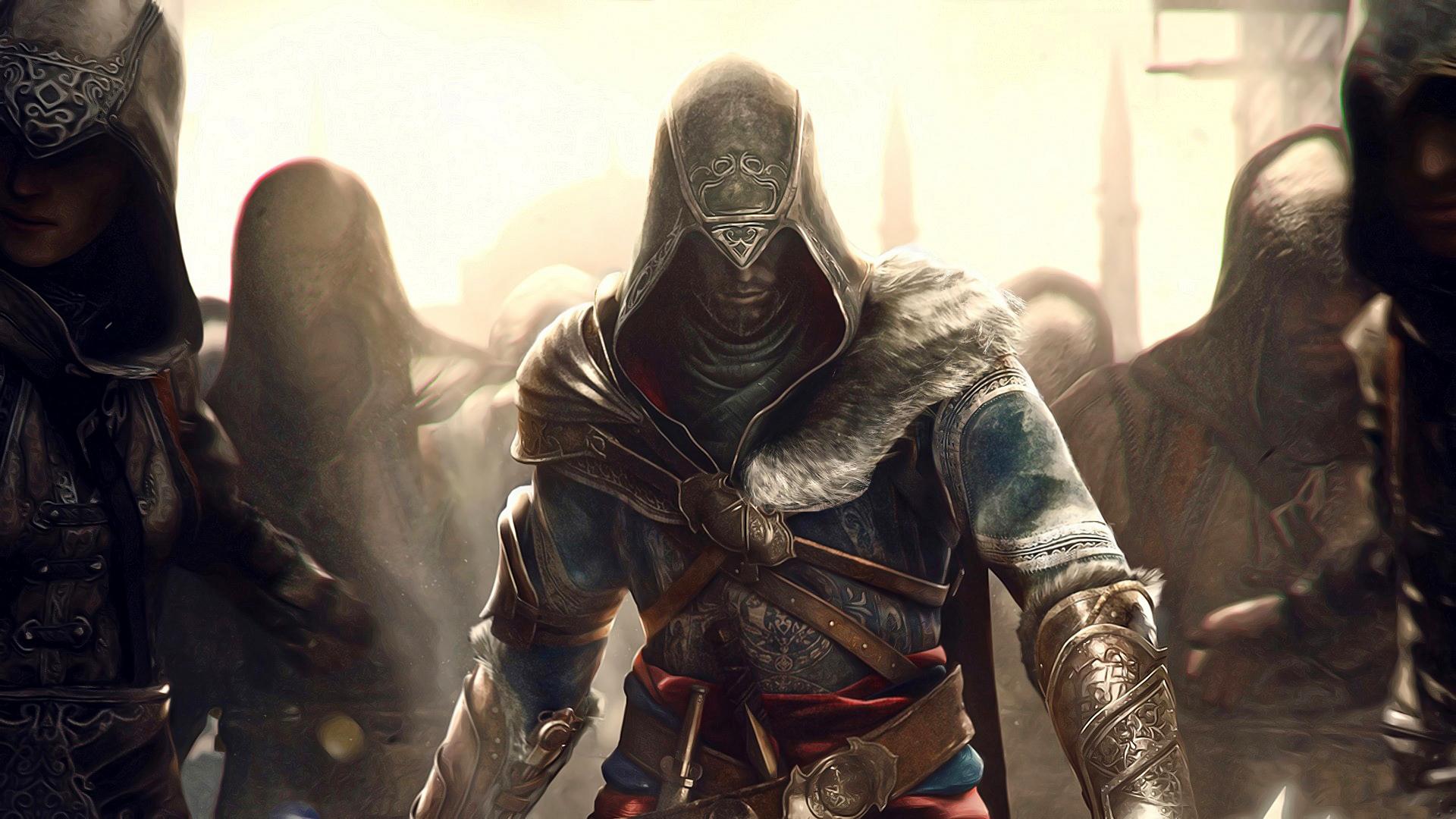 assassins creed brotherhood games wallpaper Desktop Backgrounds for 1920x1080
