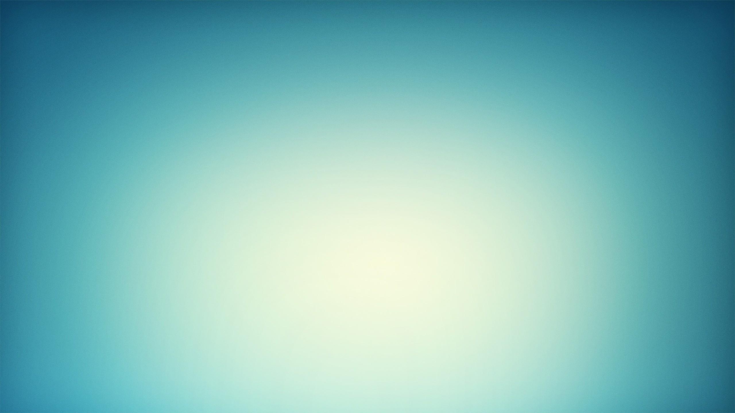 Fondo de Pantalla Degradado Azul 2560x1440