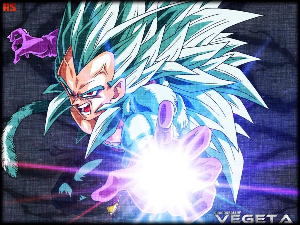 Vegeta Super Saiyan 5 Wallpaper by Ray Striker 1024x768