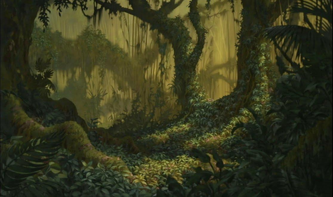 Jungle Wallpaper World Of Warcraft: Illidan Moving Wallpaper