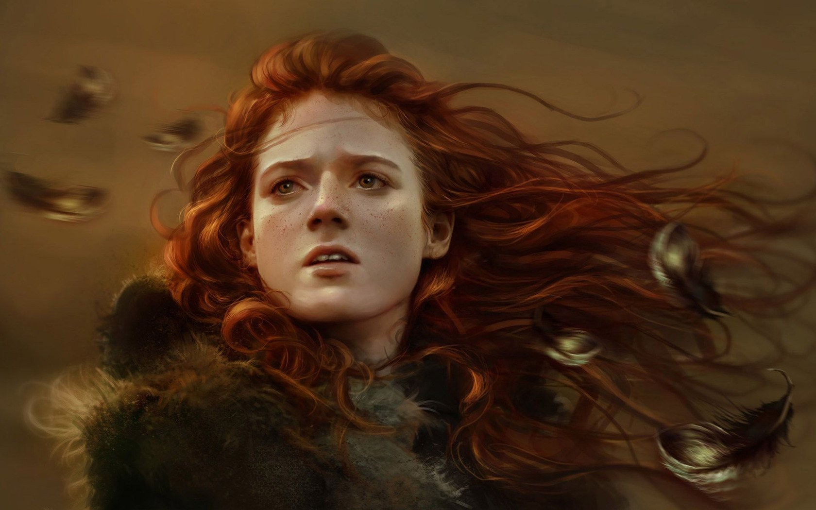 Download Ygritte   Game of Thrones wallpaper 1680x1050