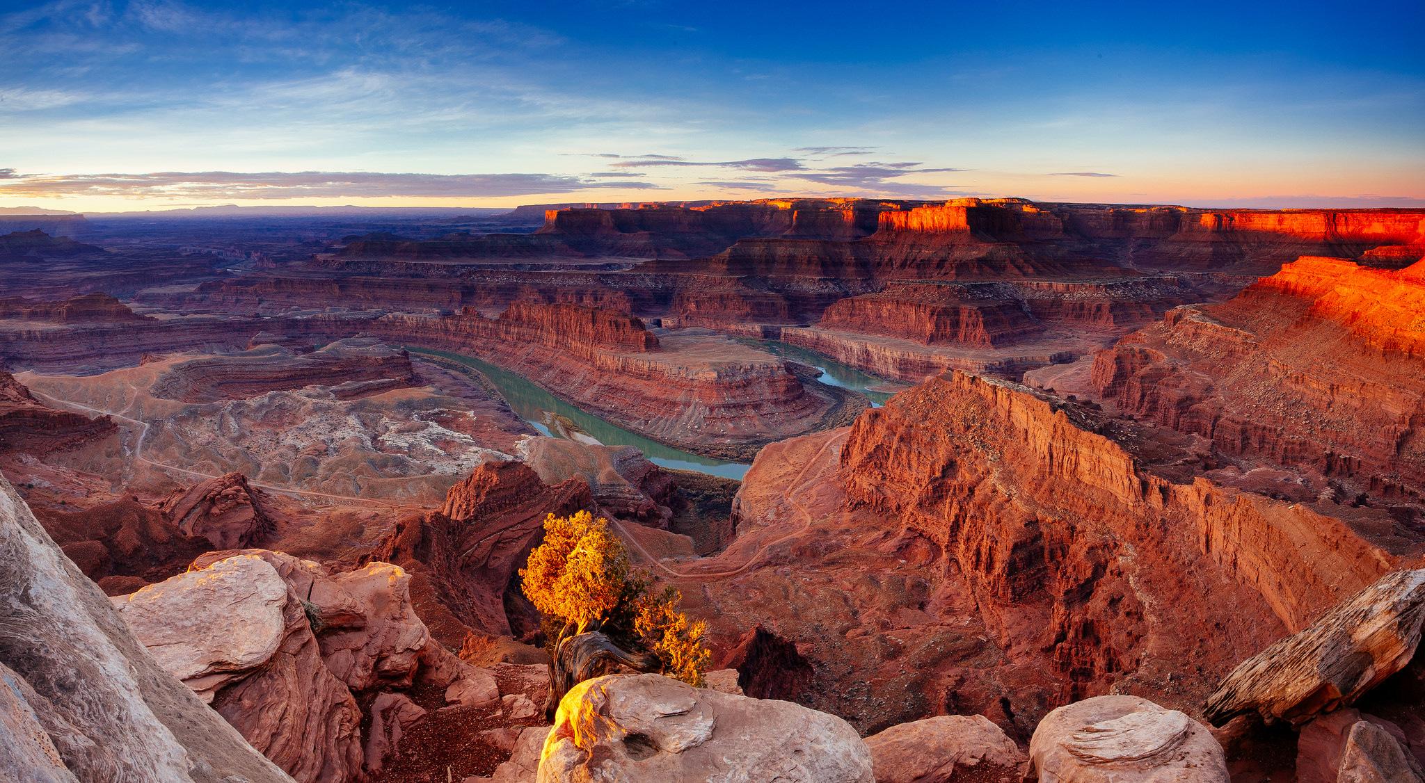 Wallpaper canyonlands national park utah usa wallpapers landscapes 2048x1126