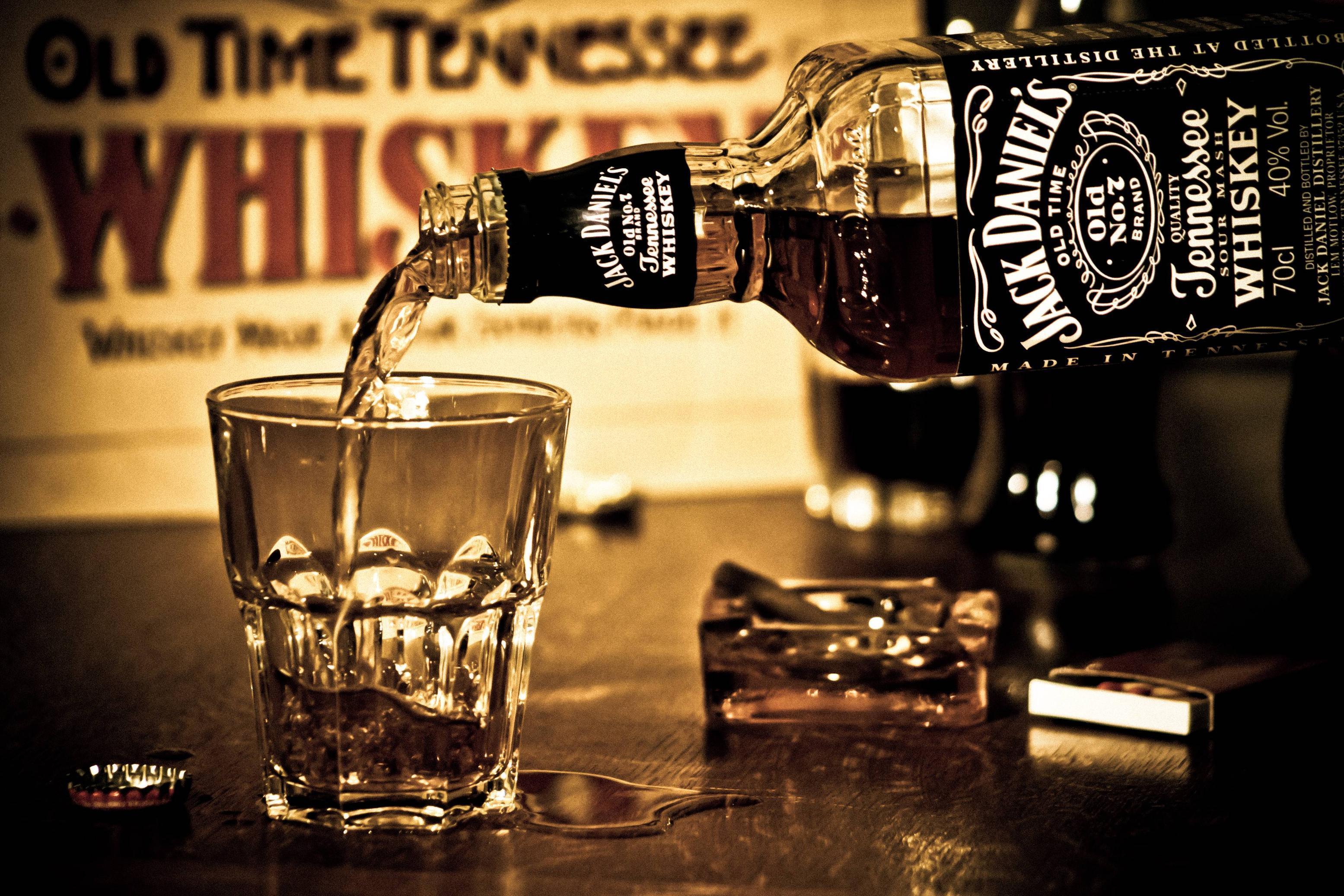 Jack Daniels Wallpapers 3110x2074