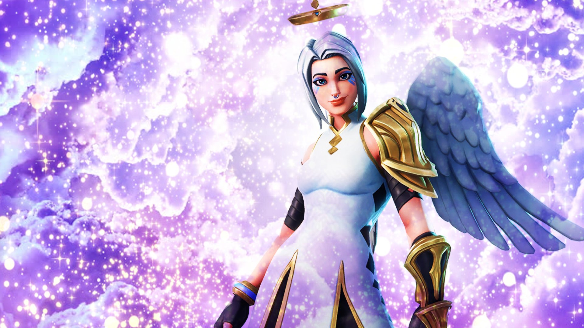Download fortnite ark new skin hd background by - Ventura fortnite ...