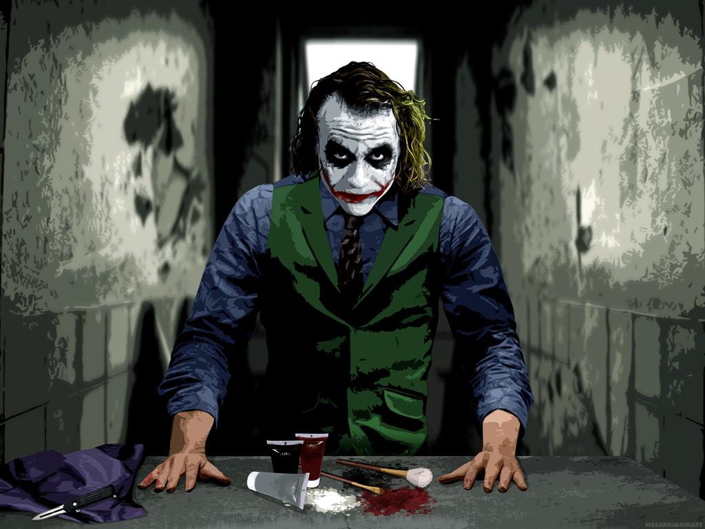de Batman el caballero oscuro Blog Archive Otra foto de Joker 1024x768