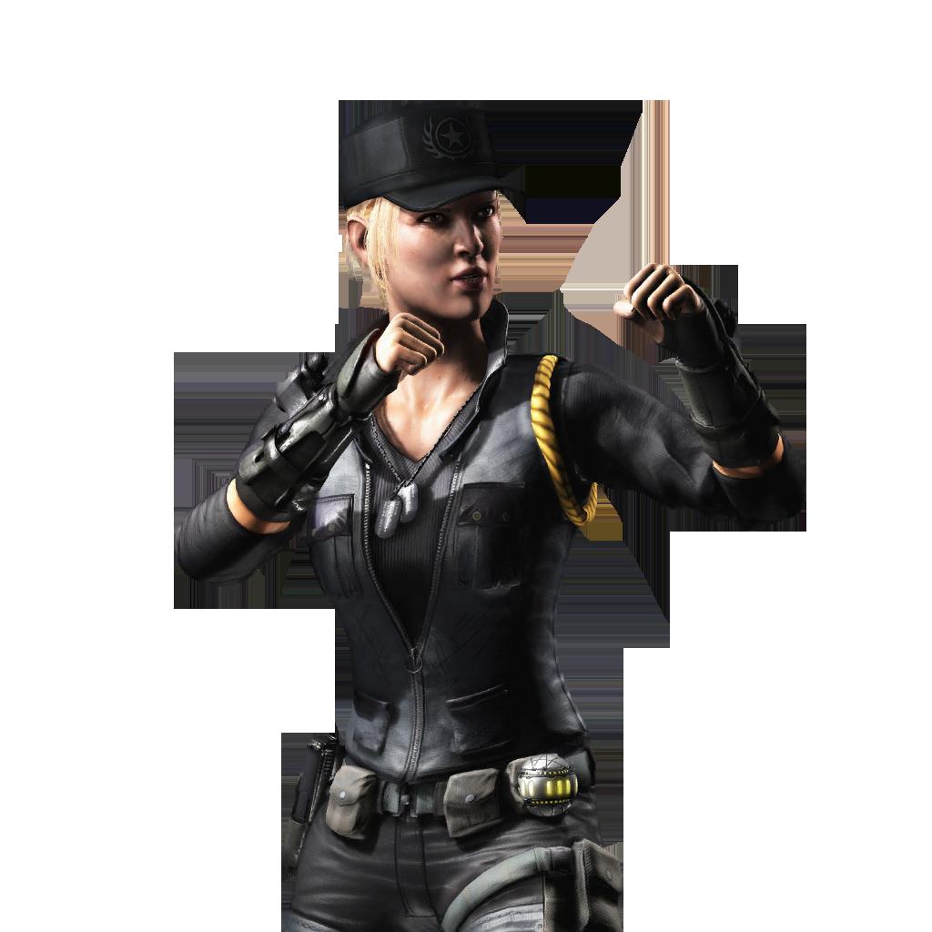 Mortal Kombat X iOS   Sonya Blade [Render] by WyRuZzaH 1024x1024