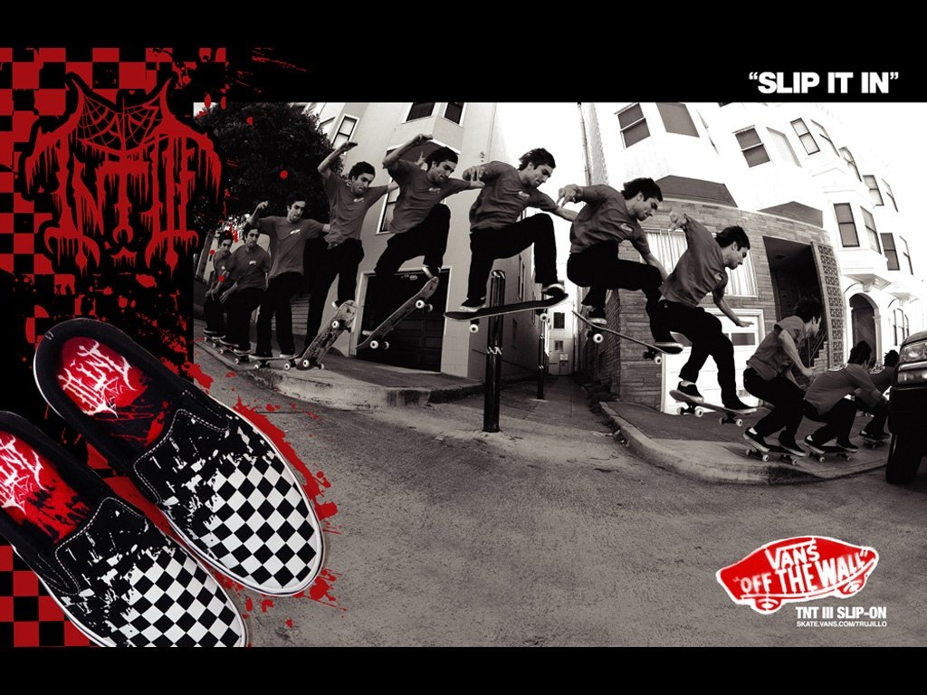 vans skateboard wallpaper 3d - photo #21