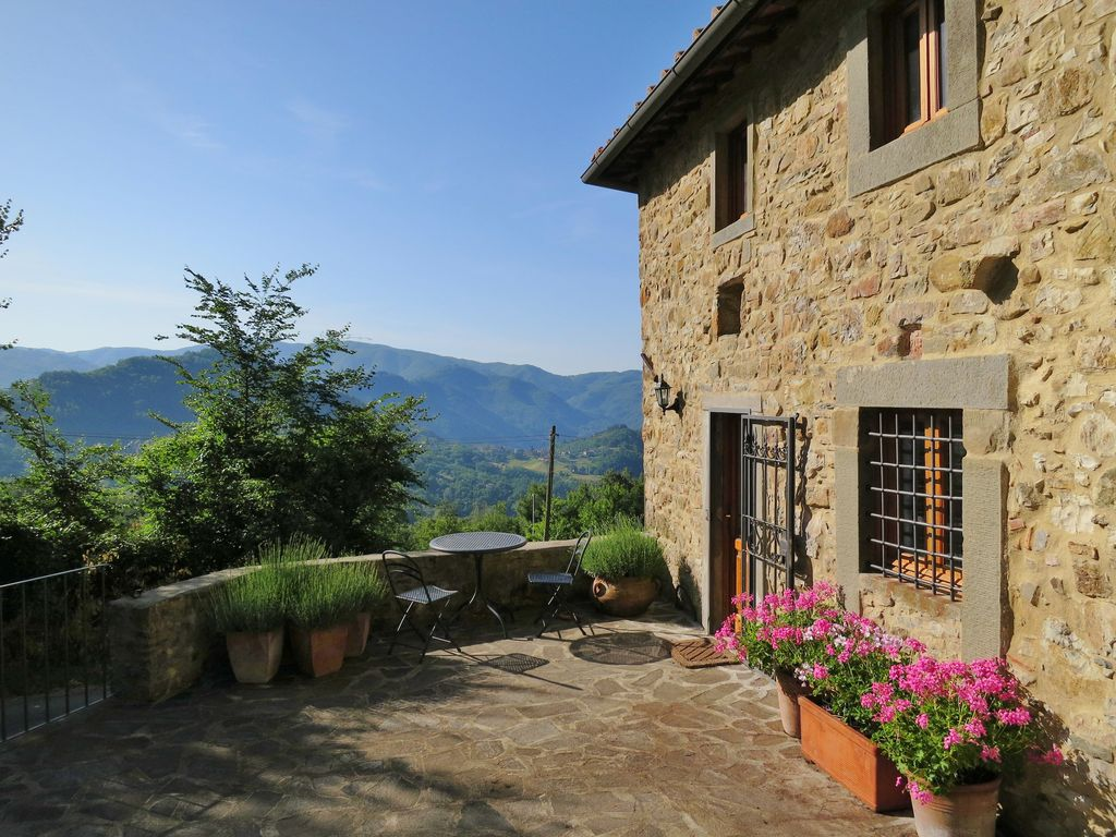 Restored Farmhouse with internet on Edge of Village   Bagni di Lucca 1024x768