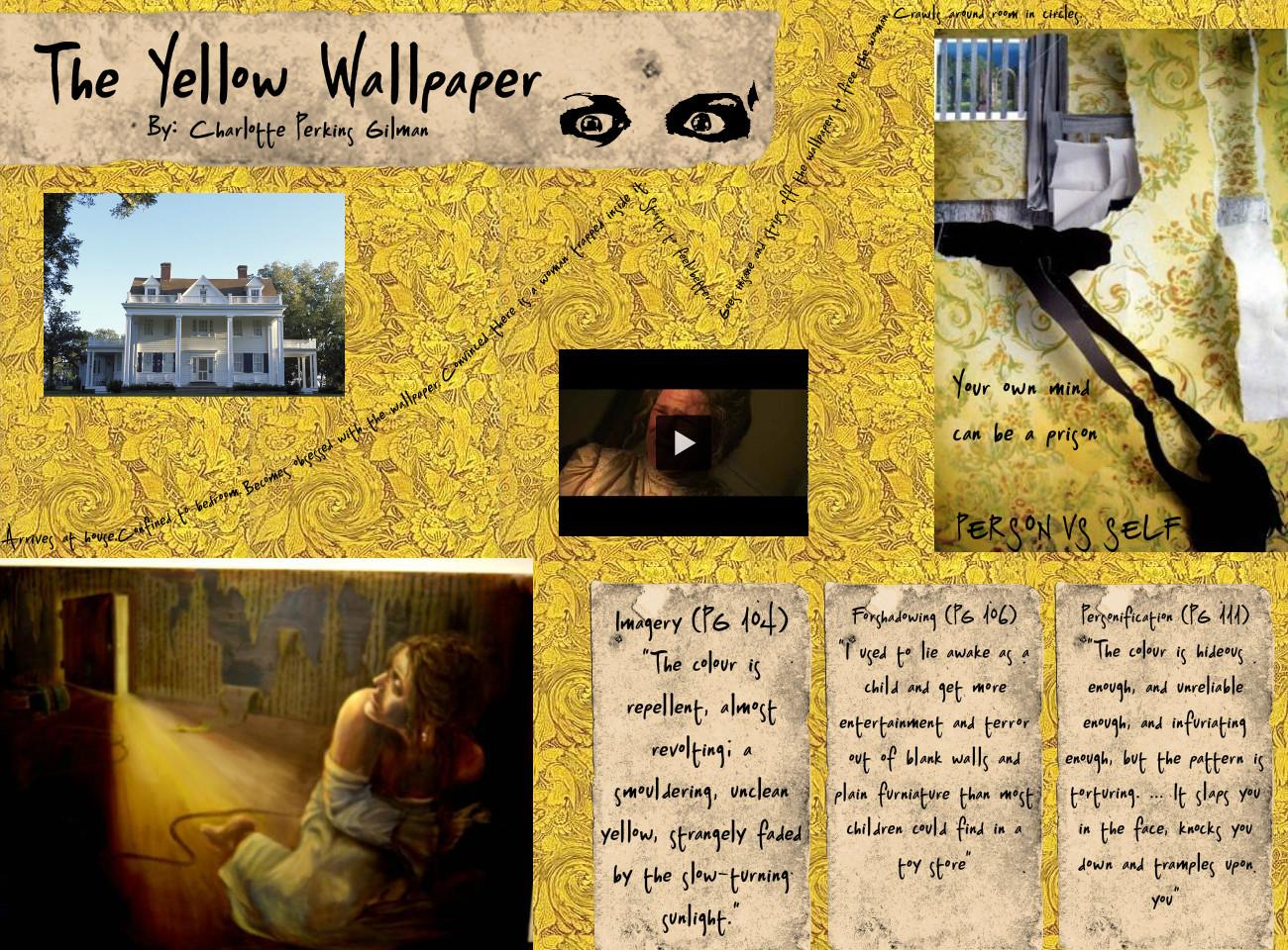 48 Gilman Yellow Wallpaper Full Text On Wallpapersafari