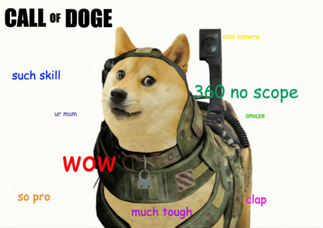 Wow 30 Best Doge Memes Gifs And Comics WeKnowMemes 650x460