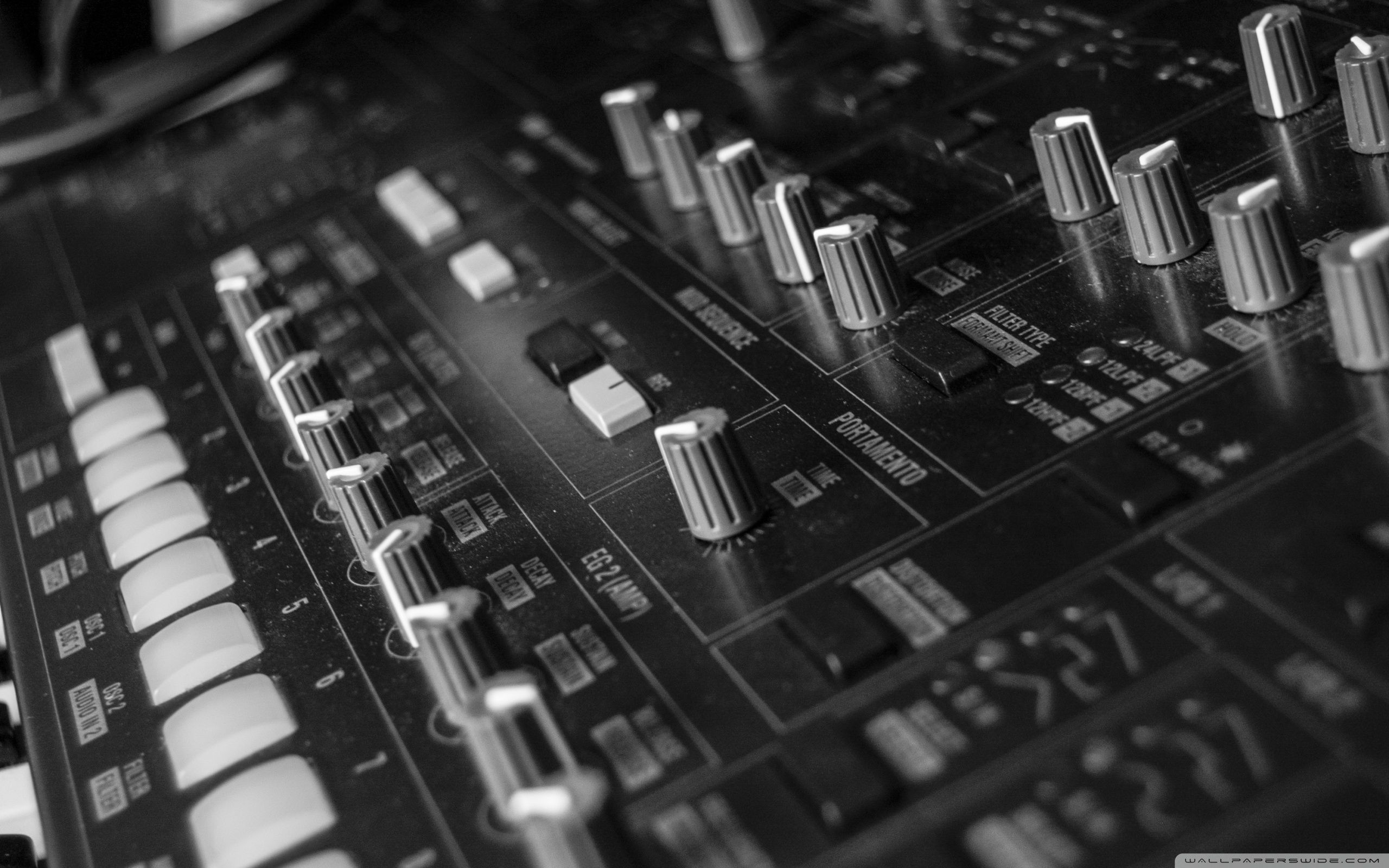 Synthesizer Wallpaper 30 Background Pictures 2560x1600