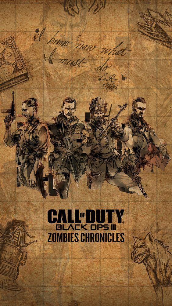Zombies Chronicles Phone Wallpapers 1080 x 1920 Fondo de 564x1002