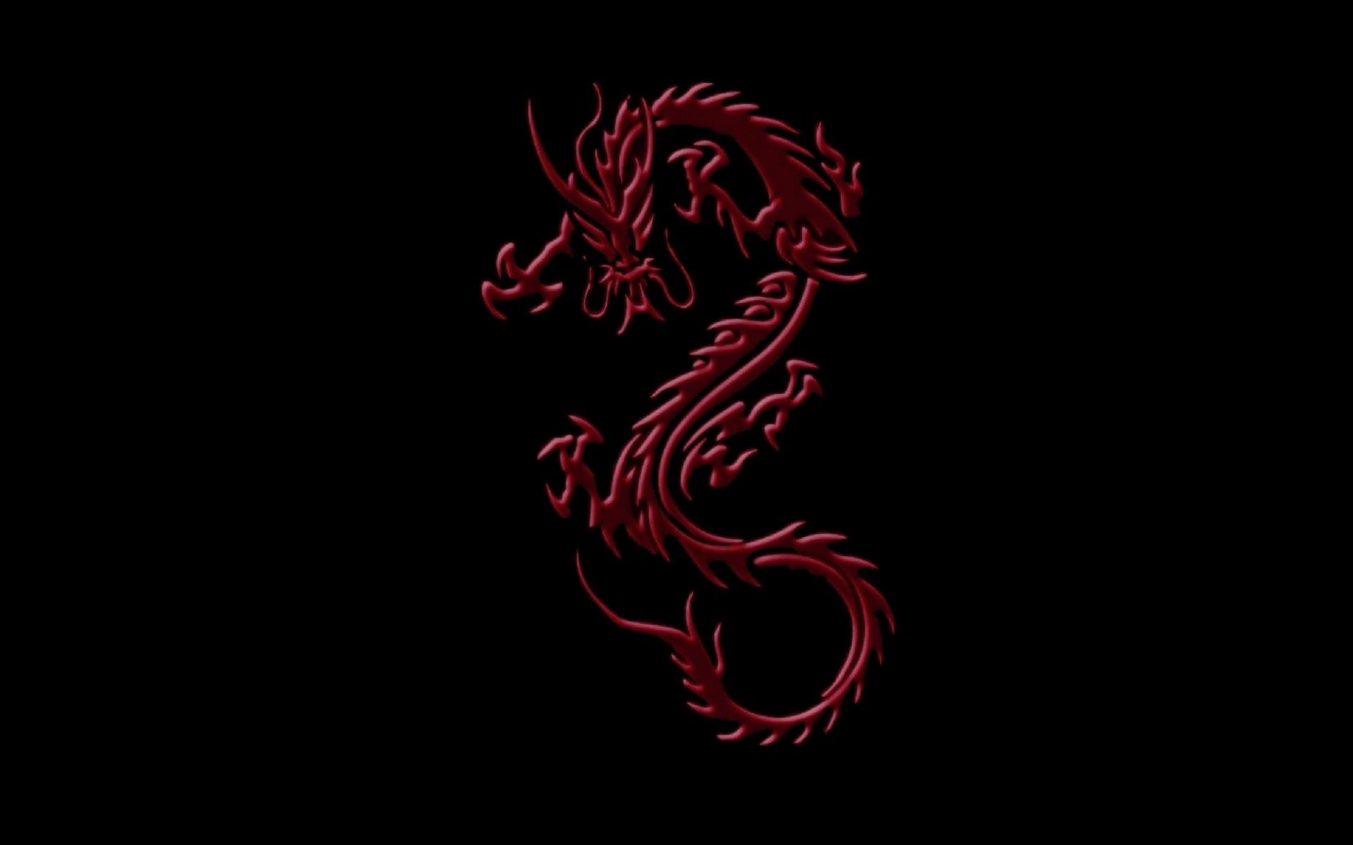 Ubuntu Dragon wallpaper   83792 1920x1200