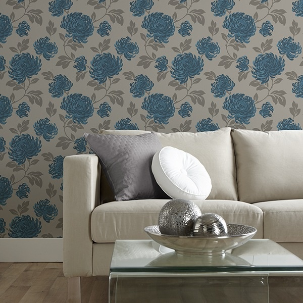 Wallpaper   Double Roll   Bouclair Home Wall coverings to die for 600x600
