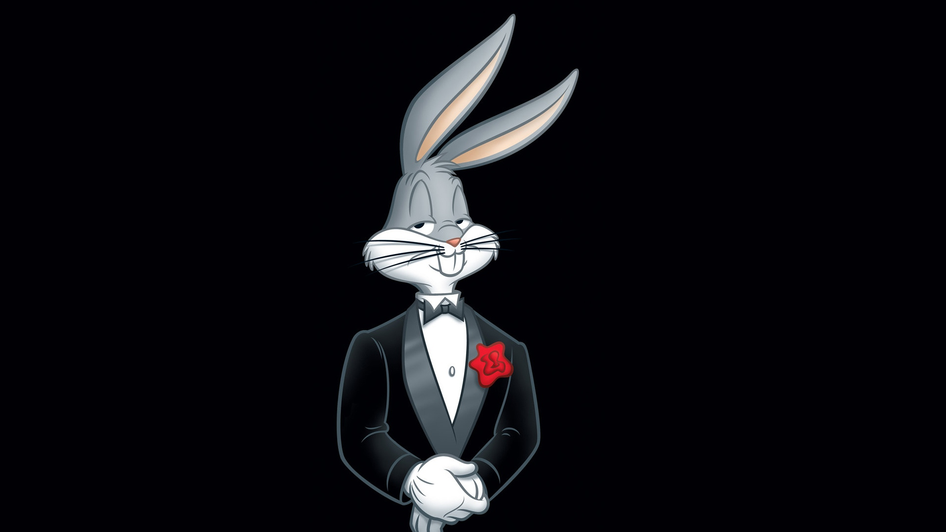 Download 1920x1080 HD Wallpaper bugs bunny cartoon smoking 1920x1080