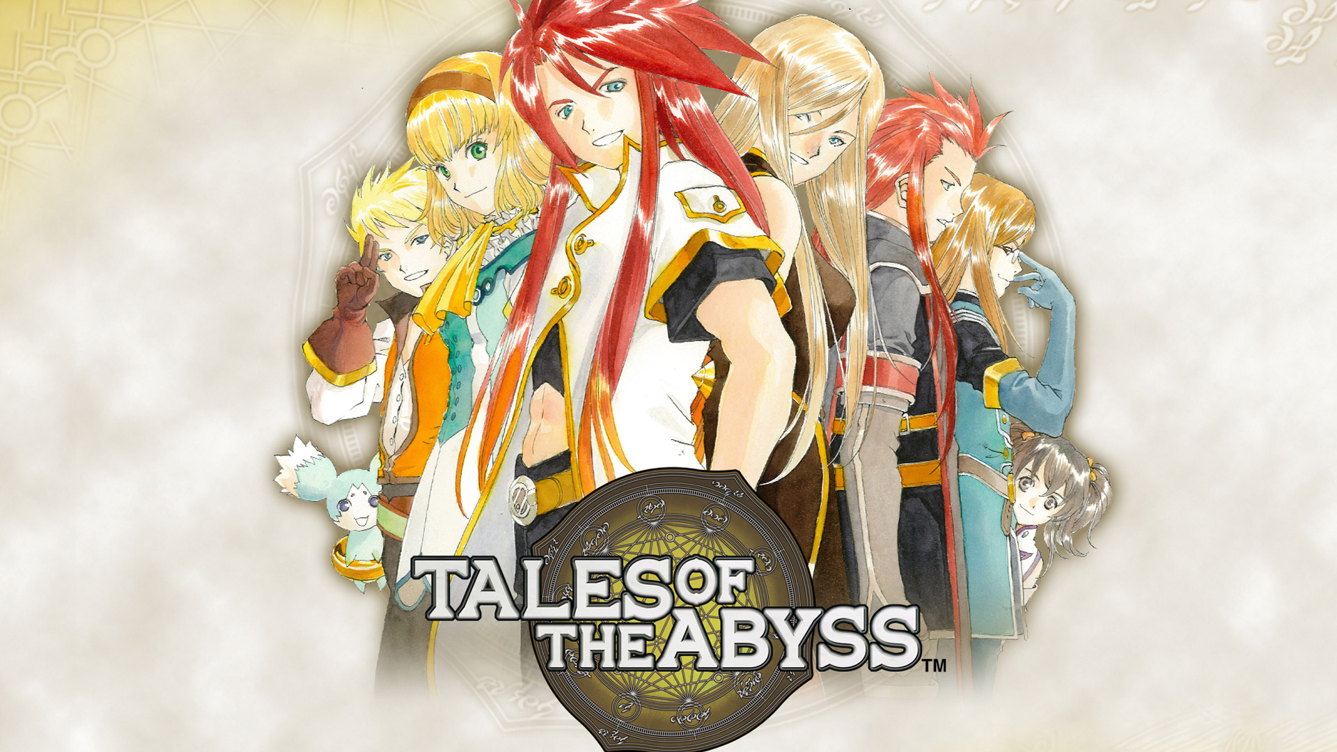 Tales of the Abyss Wallpaper in 1920x1080 1920x1080