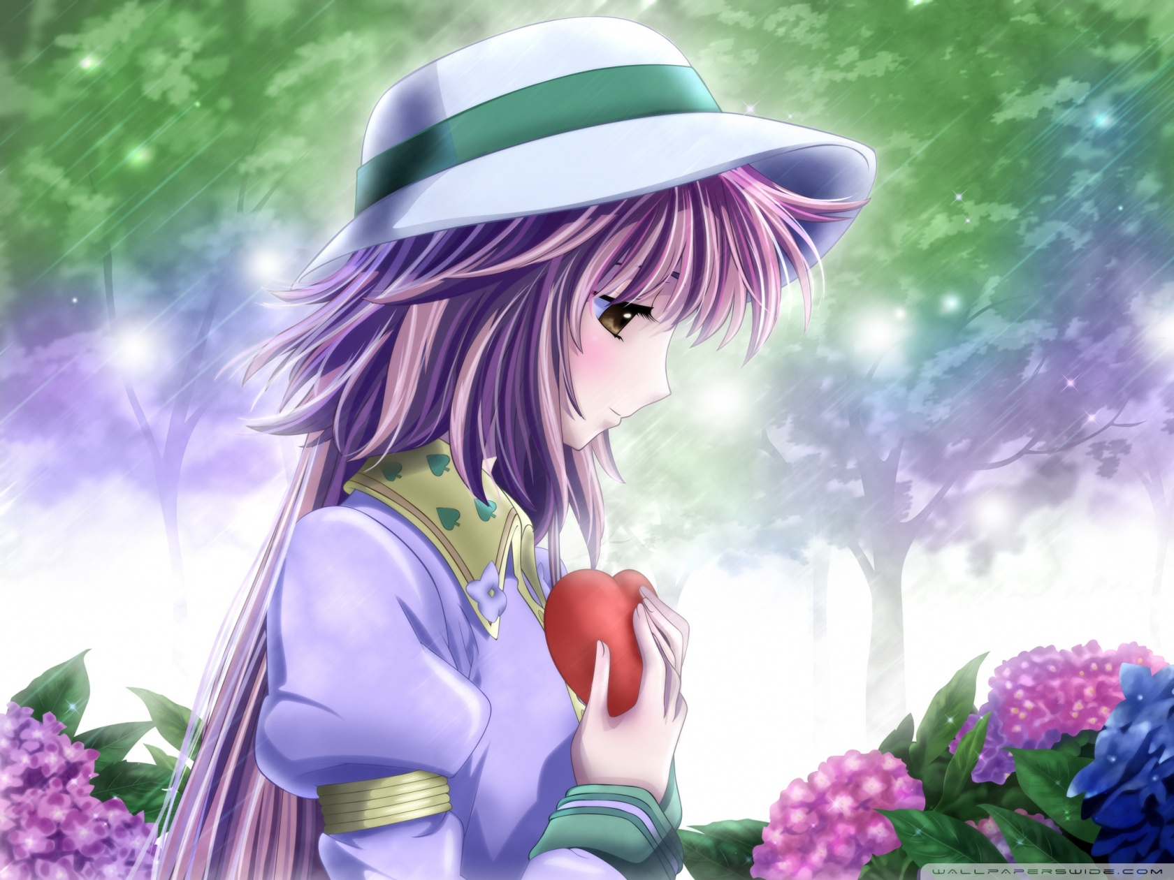 Anime Love Wallpapers: Anime Love Wallpaper